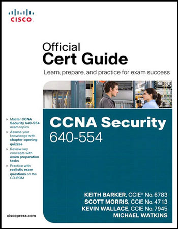 کتاب CCNA Security