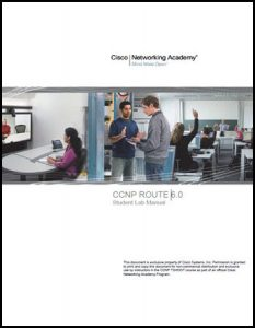 کتاب CCNP Route Student Lab