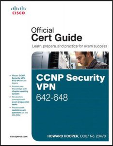 کتاب CCNP Security VPN