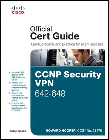 کتاب CCNP Security VPN