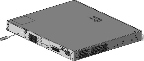 FlexStack-Plus module blank cover
