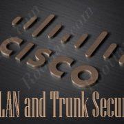 امنیت VLAN و Trunk