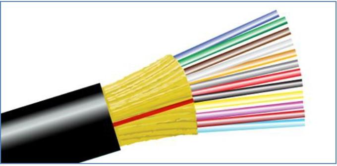 فیبرهای نوری Distribution