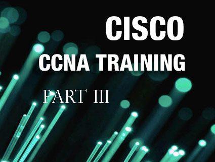 آموزش سیسکو Cisco قسمت سوم