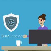 تکنولوژی TrustSec Cisco