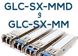 تفاوت GLC-SX-MM و GLC-SX-MMD
