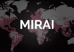 انتشار بدافزار Mirai