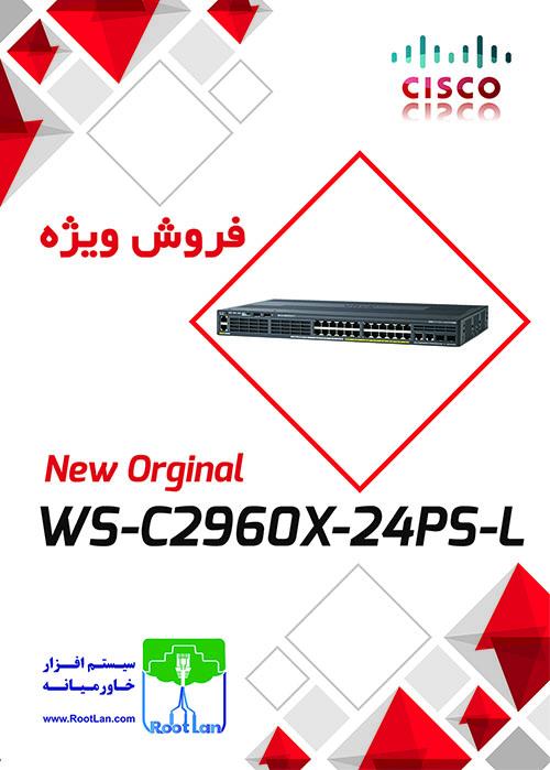 2960X-24PS-L