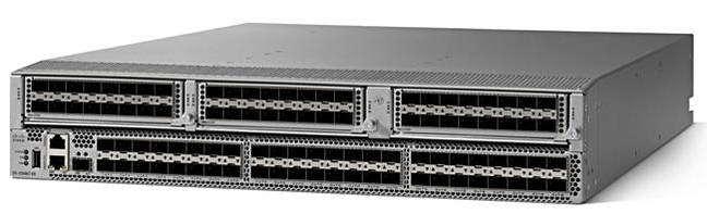 96-Port MDS 9396T