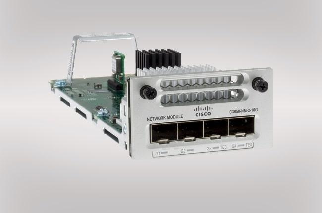 ماژول سیسکو - ماژول C3850-NM-2-10G - سوئیچ سیسکو - سوئیج شبکه