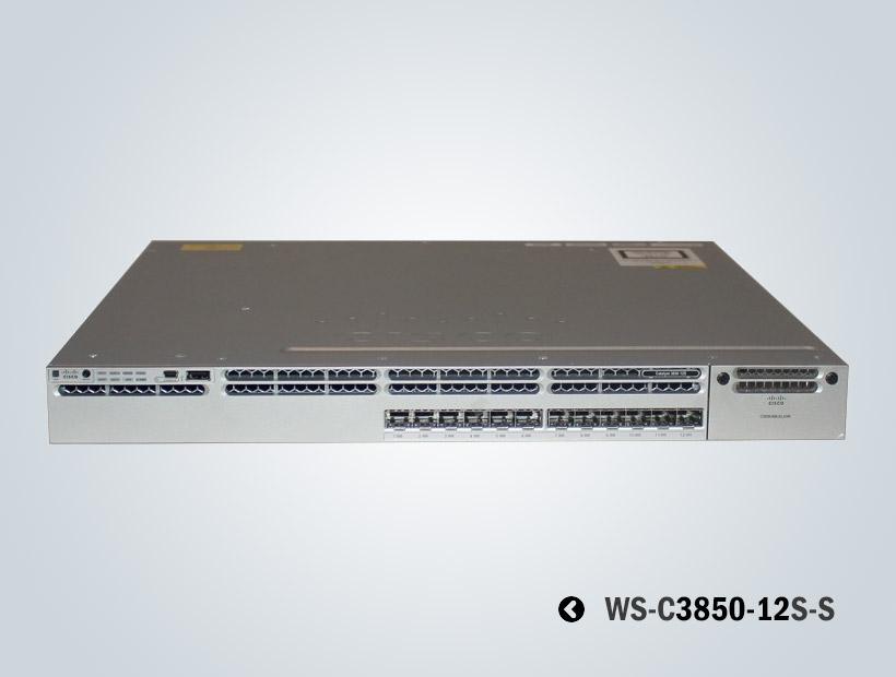 سوئیچ سیسکو 3850-12S-S
