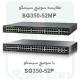 تفاوت سوئیچ سیسکو SG350-52MP با SG350-52P سوییچ شبکه ارزان 48 پورت