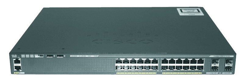 خرید سوئیچ سیسکو WS-C2960X-24PS-L سوییچ شبکه POE