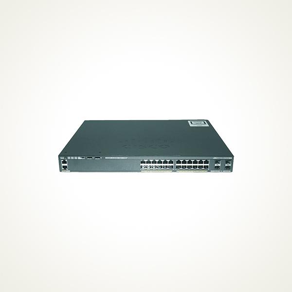 سوئیچ سیسکو WS-C2960X-24PS-L