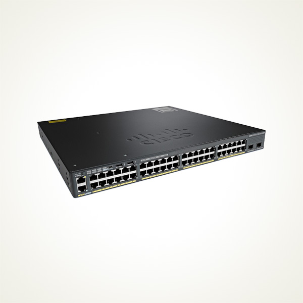 سوئیچ سیسکو WS-C2960X-48TS-L
